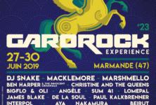 Garorock 2019: demandez le programme!