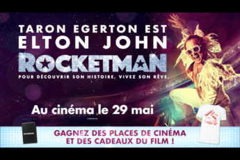 Gagnez 2×2 places pour le film «ROCKETMAN»