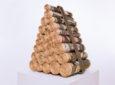 «Une face peut en cacher une autre», exposition de Bernadette Chéné: Un soin apporté aux matières pour une évocation du temps