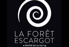 La forêt escargot: une immersion dans un univers singulier dédié au Street Art