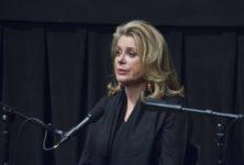 Catherine Deneuve présidera le 45ème festival du cinéma américain de Deauville
