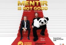 Gagnez 5×2 Invitations au spectacle « Mentir is not good »