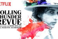 Rolling Thunder Revue, quand Scorsese nous plonge dans le mythe Dylan