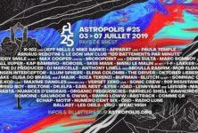 Gildas Rioualen, programmateur: «Astropolis, ça reste une rave!»