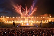 Le spectacle explosif «Marie-Antoinette : le destin d'une reine» est au château de Versailles