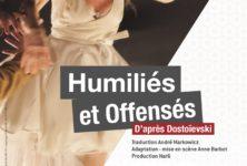 Avignon OFF 2019: «Humiliés et offensés», une fresque sociale où chacun tente de trouver sa place…