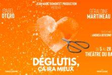 Avignon OFF 2019: «Déglutis, ça ira mieux», mais la pilule est quand même dure à avaler…