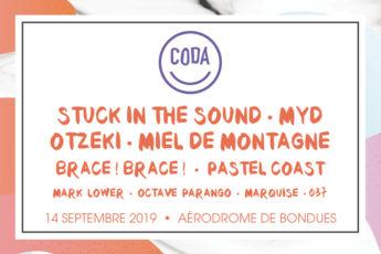 Gagnez 2×2 places pour le CODA Festival