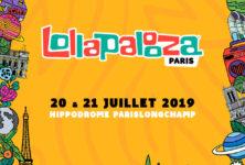 Lollapalooza Paris : retour sur deux jours de festivité