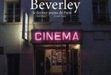 Un livre sur le Berverley, le dernier cinéma porno de Paris