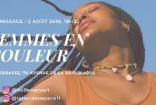 Le guide des galeries parisiennes du mois d'août