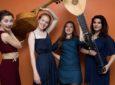 Les Kapsber'girls au Festival du Quatuor du Luberon