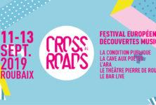 Playlist Partenaire – Crossroads Festival (11-13 sept. 2019)