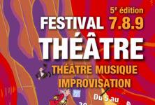 FESTIVAL 7.8.9. au théâtre de Nesles, à Paris: une 5e édition sous le signe du partage et des rencontres.