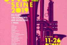 Gagnez 5 x 2 PASS pour le Festival Jazz Sur Seine