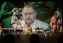 «Letter to a friend in Gaza» : ombres et faute par Amos Gitaï au Théâtre de la Ville