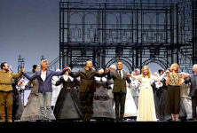 Les Puritains de Bellini à l'Opéra Bastille : pathos «féminin», empathie «masculine»