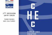 Lancement du Cycle des Hautes Études de la Culture (CHEC)
