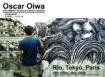 Gagnez 30×1 catalogue de l'exposition Oscar Oiwa. Rio, Tokyo, Paris