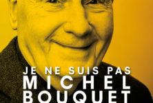 Maxime d'Aboville n'est « pas Michel Bouquet » au Théâtre Poche Montparnasse