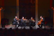Le festival de Menton sous le signe du quatuor