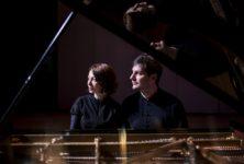 Ludmila Berlinskaïa et Arthur Ancelle : un duo de pianistes épatants offrent un avant goût de Piano-Piano, à Rungis
