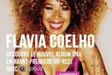 Flavia Coelho at Trois Baudets