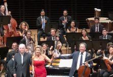 Les 20 ans du West-Eastern Divan Orchestra, avec Daniel Barenboim, Anne-Mutter et Yo-Yo Ma dans le triple concerto de Beethoven et la 9e de Bruckner à la Philharmonie de Paris