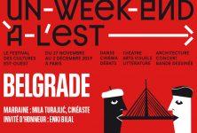 (Interview) Mila Turajlic, marraine de l'édition 2019 de Week-end à l'Est nous parle de culture européenne