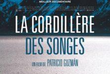 «La cordillère des songes» de Patricio Guzman: l'oeil d'or en salles le 30 octobre