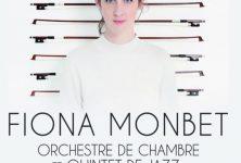 Fiona Monbet, sensible et éclectique, embrase son public à La Cigale !