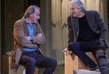 Compromis : un dialogue musclé et divertissant sur l'amitié avec Pierre Arditi et Michel Leeb, au Théâtre des Nouveautés