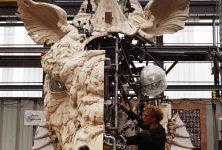 Rencontre avec François Delarozière, créateur d'émotions et de la légende du dragon de Calais…