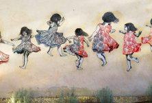 Olivia Paroldi grave l'enfance à Aubagne