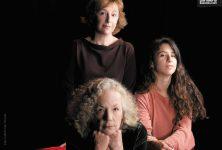 Un bijou théâtral au Lucernaire : «Trois femmes» avec Catherine Hiegel