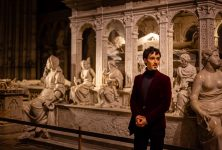 Visite-chantée de Grégoire Ichou à la Basilique de Saint-Denis