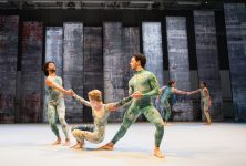 Le Ballet Rambert échoue dans son mash-up Cunningham
