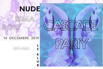 2 x 2 places à gagner pour la soirée Cascade Party le 14 décembre au Klub Paris.