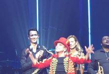 Salle Pleyel: Indestructible Sanson !