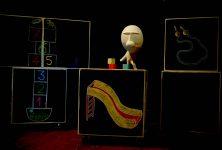 Drôle de «JEU», pour les enfants à l'imagination en ébullition