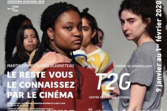 Gagnez 15 x 2 places pour 'Le reste vous le connaissez par le cinema' le dimanche 26 janvier 2020 à 16h au T2G