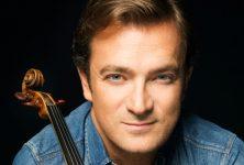 A Paris, Renaud Capuçon interprète magistralement le concerto pour violon de Beethoven