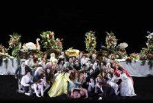 Le théâtre du Châtelet offre une fête avec Saül