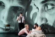 «Histoire de la violence» au théâtre de la Ville : la bombe Louis/Ostermeier