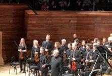 Célébration sous la baguette de George Benjamin pour l'ouverture du Festival Présences (07/02/2020)