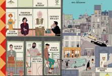 Des nouvelles du film de Wes Anderson, The french Dispatch