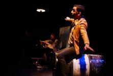 Avec une aventure rocambolesque et tragique digne d'un Calvino, Rachid Douali et Manu Domergue présentent… Braslavie Bye Bye !