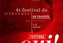 Festival OUI ! : Barcelone accueille le théâtre français
