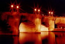 Cet automne, le serial-emballeur Christo s'attaque à l'Arc de Triomphe !