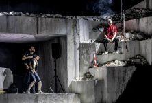 «Room with a view» : Vue plongeante sur la fin du monde par Rone et (La) Horde au Théâtre du Châtelet